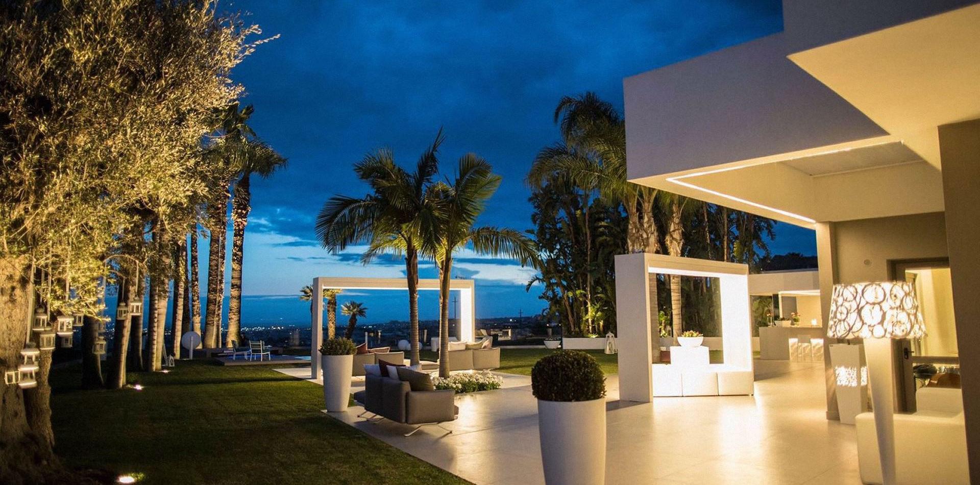 Villa Ester Eventi - Un nuovo Concept in Villa