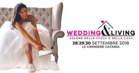 Villa Ester il 28/29/30 settembre 2018 sarà presente a WEDDING&LIVING Salone della Sposa e della Casa - Ciminiere Catania