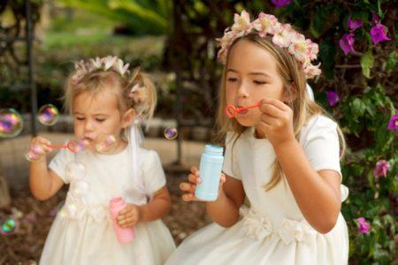 matrimonio e intrattenimento bambini